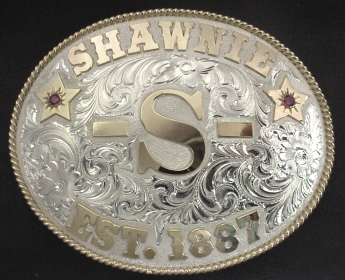 Shawnie Brand Buckle