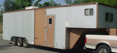 Commercial Show Trailer