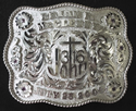 Christian Belt Buckle
