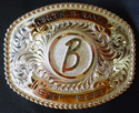 Ranch Brand Buckle