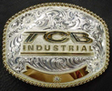 Logo Belt Buckle