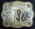 Ranch Brand Belt Buckle